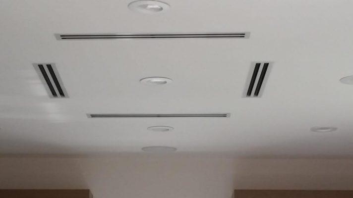 Lắp đặt thi công máy lạnh giấu trần
