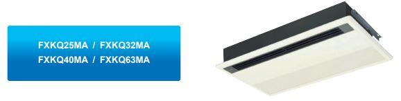 TÍNH NĂNG - Máy lạnh trung tâm VRV IV S Daikin Cassette âm trần ( 1 hướng thổi)FXEQ-AV36