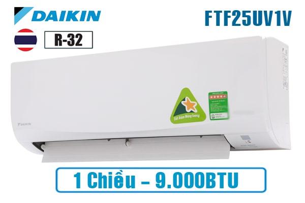 ftf25uv1v ĐÃ GIẢM - Máy ĐHKK Daikin FTF25UV1V/RF25UV1V