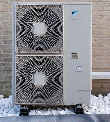 Lắp đặt thi công hệ thống máy lạnh quận 9