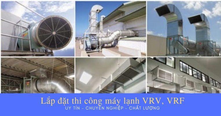 Bạn muốn phân biệt hệ thống điều hòa không khí VRV và VRF