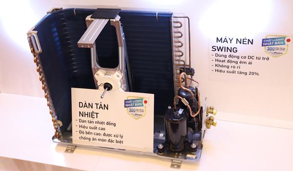 daikin dan dong - Điều hòa Daikin 12000 BTU inverter FTKA35VAVMV